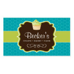 Cute and WhimsicalBakery Business Card