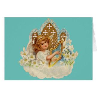 Cute Angel - Greeting Card