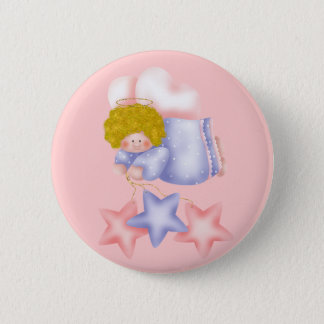 Cute Angel Star 1 Button
