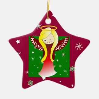 Cute Angel star shaped Ornament Decoration