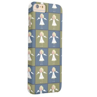 Cute Angels Lovely Case for iPhone 6 Barely There iPhone 6 Plus Case