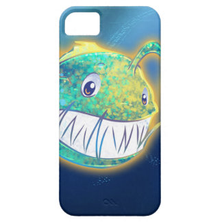 Cute Angler Fish iPhone SE/5/5s Case