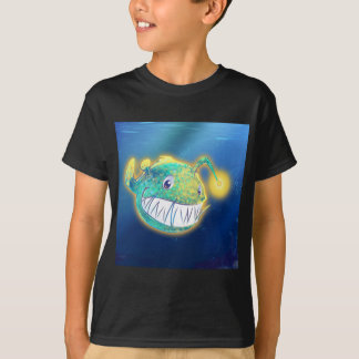 Cute Angler Fish T-Shirt