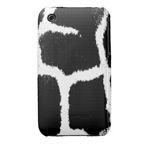 Cute Animal abstract Case-Mate iPhone 3 Case