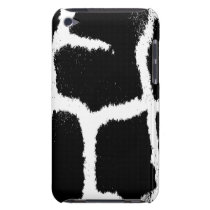 Cute Animal abstract iPod Touch Case