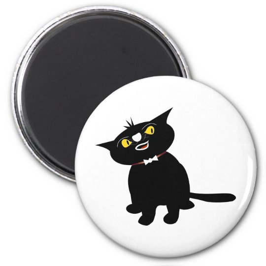 Cute Animal Gifts: Cats : Meowww Magnet