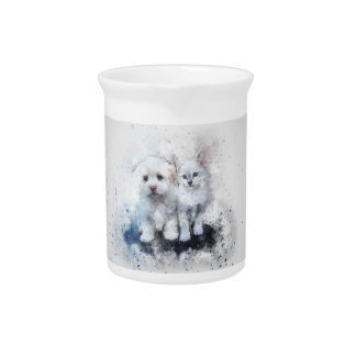 Cute Animal Gifts Pitcher