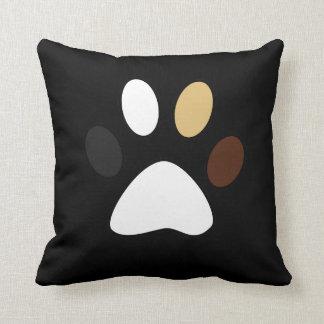 Cute Paw Print Pillows - Decorative & Throw Pillows Zazzle