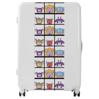 Cute Animal Suitcase Luggage