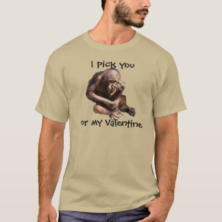 Cute Animal Valentine T-Shirt