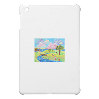 Cute animals at the seaside by Gordon Bruce Case For The iPad Mini
