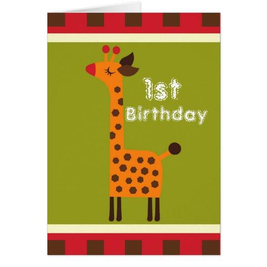 Cute Animals Card