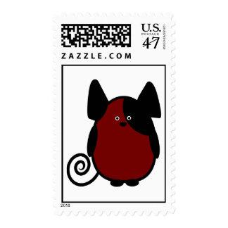 Cute Animals: Hamster Postage