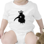 Cute Animals: Kiwi Baby Bodysuits