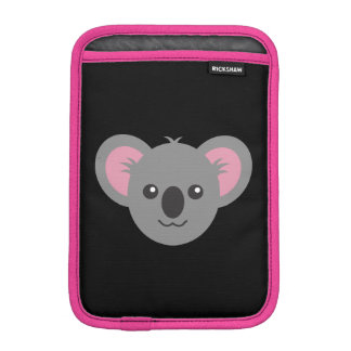 Cute Animated Koala Bear Sleeve For iPad Mini
