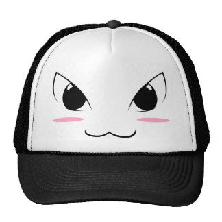 Cute Anime Face 1 Trucker Hats