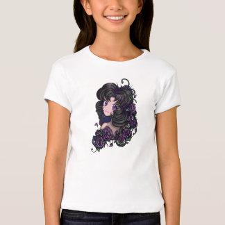 Cute anime manga girl eyes! Girls Kids T T Shirt
