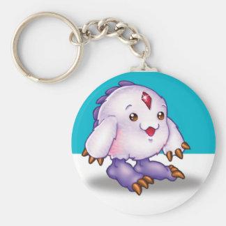 Cute Anime Monster Key Chains
