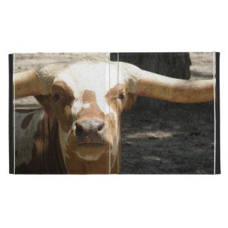 Cute Ankhole Cattle iPad Case