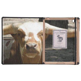 Cute Ankhole Cattle Covers For iPad