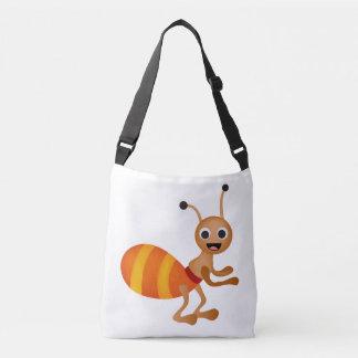 Cute ant crossbody bag