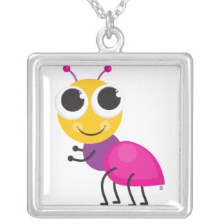 Cute Ant Necklace