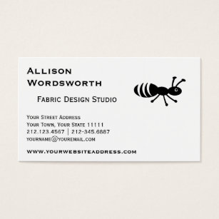 Ant business cards templates zazzle cute ant or termite funny pest control business card saigontimesfo