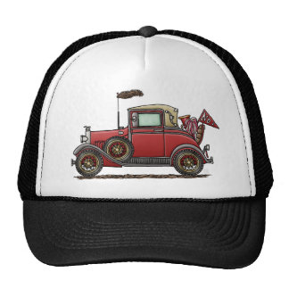 Cute Antique Car Hats