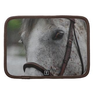Cute Appaloosa Horse Wallet Folio Planner