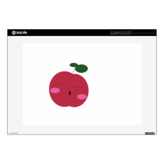 🍎Cute Apple ~ かわいいりんご. Laptop Decals