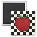 Cute Apple Magnets