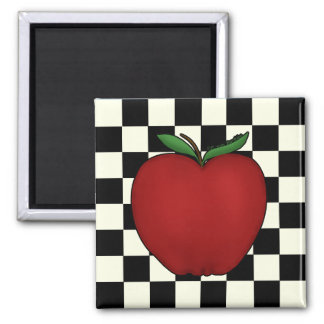 Cute Apple Magnets