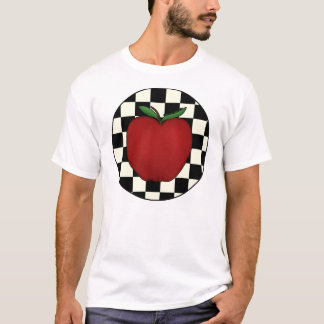 Cute Apple Men's Tees