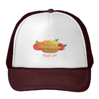 Cute Apple Pie Trucker Hat