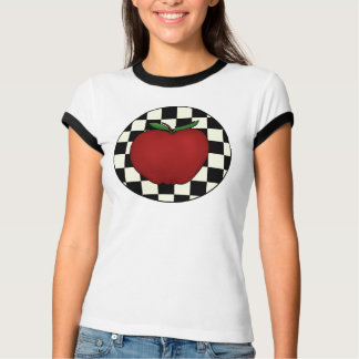 Cute Apple Women's Tees