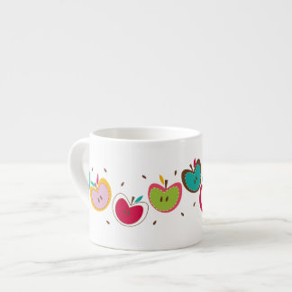 Cute Apples Espresso Cup