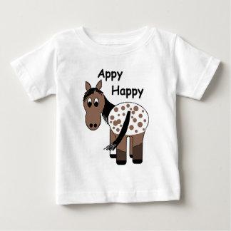 Cute Appy Happy Blanket Appaloosa T-Shirt