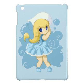 Cute Aquarius girl iPad Mini Case