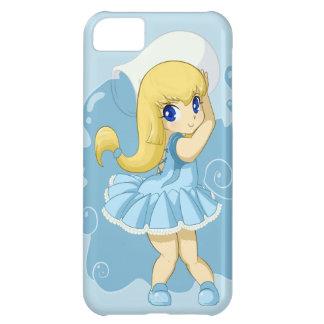 Cute Aquarius girl iPhone 5C Covers