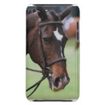 Cute Arabian Horse iTouch Case Barely There iPod Covers