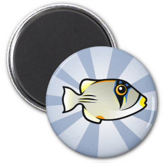 Cute Arabian Picassofish Magnet