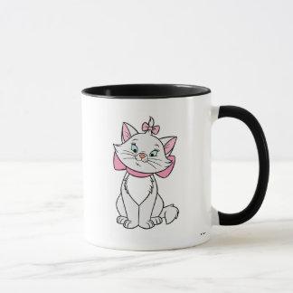 Cute Aristocats Marie Disney Mug