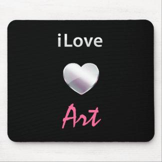 Cute Art Mouse Pad
