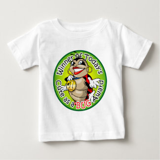 Cute As A Bug Award Baby T-Shirt