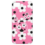 Cute As A Bug (Pink) iPhone 5 Covers