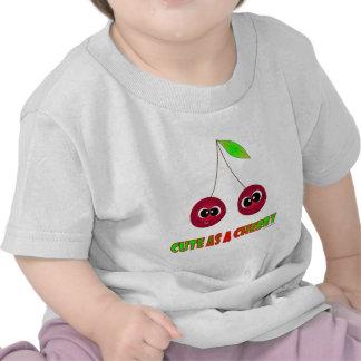 Cute as a cherry t-shirt