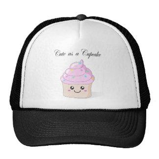 Cute as a Cupcake Hats