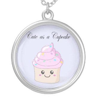 Cute as a Cupcake kawaii necklace