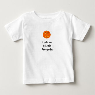 Cute as a Little Pumpkin Tot Shirt