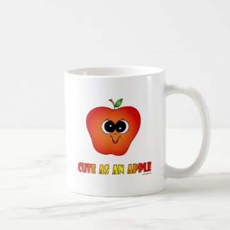 Cute as an Apple Mug